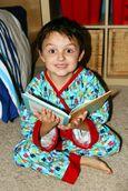 Matthew's Kimono Jammies