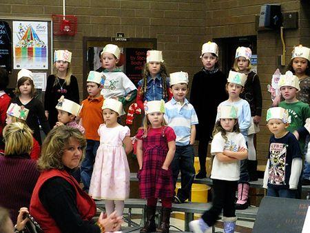 Kindergartenprogram