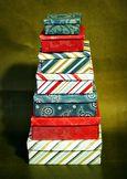 martha stewart origami boxes