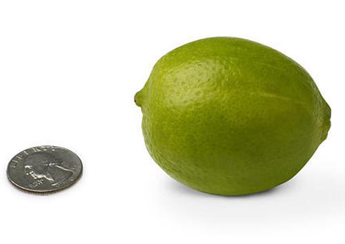 I am having a lime