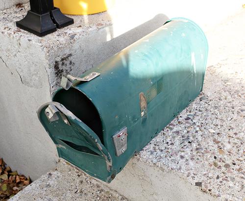 Mailboxbefore